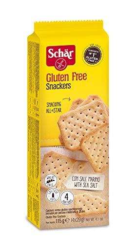Schär Snackers - Senza glutine, 115 g