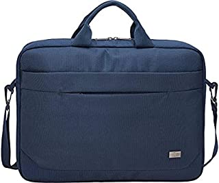 Case Logic ADVA-116 Advantage 15.6inches Attache Laptop Briefcase - Dark Blue