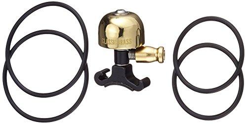 LEZYNE Classic Brass Bell: Small Black
