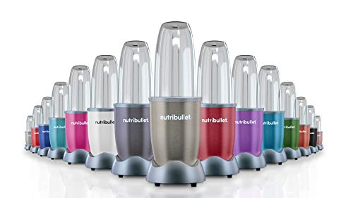 NutriBullet Pro - 13-Piece High-Speed Blender/Mixer System...