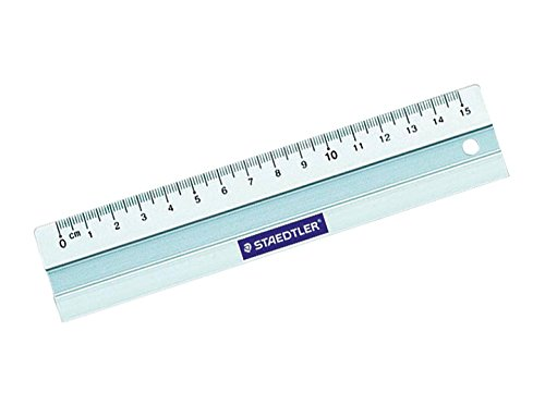 Lineal Metall 15cm