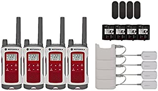 Motorola Talkabout T480 FRS/GMRS Two-Way Radio 4-PACK