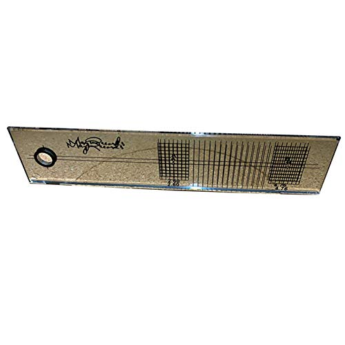 POHOVE Cartridge Alignment Protractor Tool, Phonograph LP Phono Cartridge...