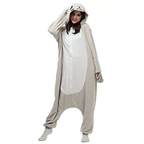 Unisexo Adulto Carnaval Traje Disfraz Adulto Cosplay Animal Pyjamas