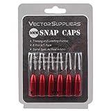 TAC Vector Optics 9mm Snap Caps,Trainning Dummy Round Snap Caps 9mm Luger 6pcs