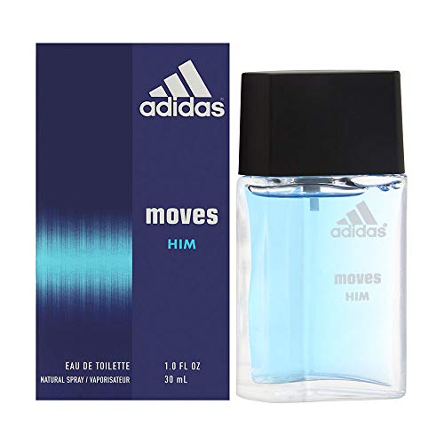 Adidas Moves by Adidas, 1 oz EDT Spray for Men