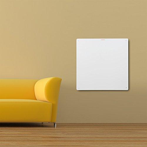 Panneau chauffant IR Chauffage Rayonnant Panneau infrarouge électrique mural 60x60cm