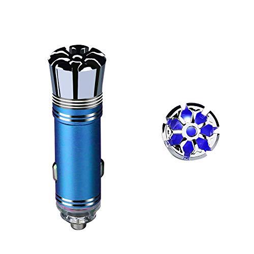 Negatieve ionenluchtreiniger voor het verwijderen van formaldehydraulische geur Pm2,5. blauw