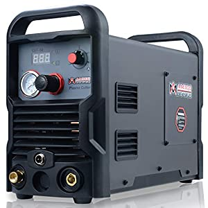 CUT-50, 50 Amp Pro. Plasma Cutter, DC Inverter 110/230V Dual Voltage Cutting Machine New from Amico Power Corp.