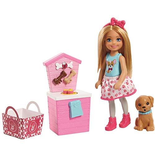 Barbie-Fhp67 Negozio di Alimenti per Cuccioli, Multicolore, Fhp67