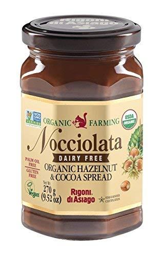 ノチオラタ『オーガニック ヘーゼルナッツチョコレートスプレッド』