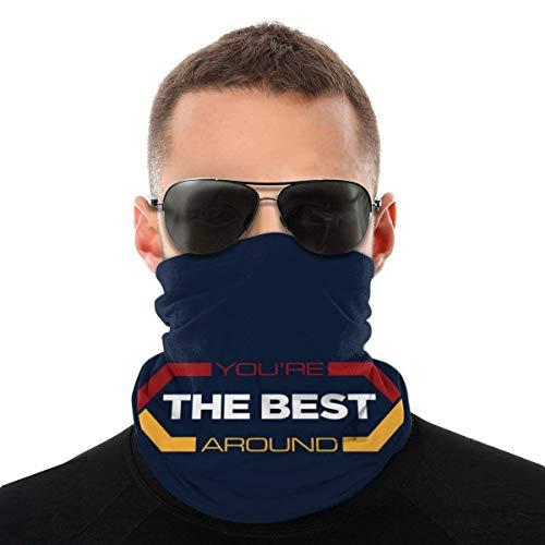 ASDAH Karate Kid Youre Das Beste aus der Vielfalt Kopftuch Gesichtsschutz Magic Headwear Neck Gaiter Face Bandana Schal