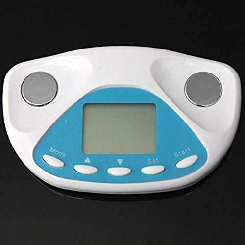 AYUN Körperfett-Analysator 1PC 10-250 kg Körperfett-Rechner Körperfett-Monitor Meter BMI-Digital-Analysator