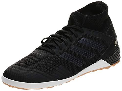 adidas Herren Predator 19.3 IN Fußballschuhe, Mehrfarbig (Core Black/Core Black/Gold Met. F35617), 44 2/3 EU