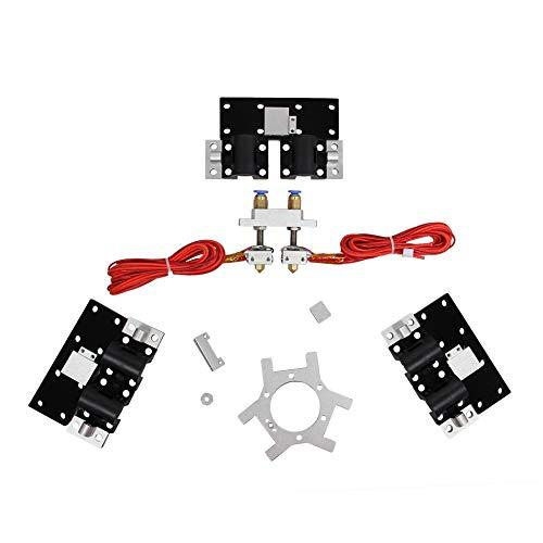 Upgrade Extruder Kits For Auto Level Dual Head 3D Printer Delta Rostock Mini G2S