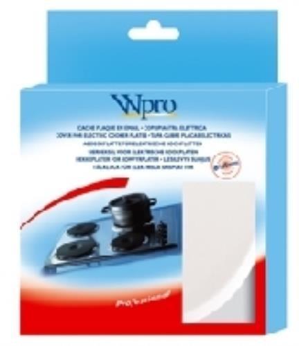 Wpro CQB169 Cache Plaque Blanc Diamètre: 165 mm