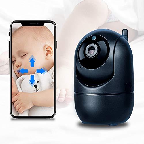 Moniteur pour bébé WiFi Cry Alarm IP Camera WiFi Video Nanny Cam Baby Camera Night Vision Wireless video Surveillance CCTV Camera 2MP 720P