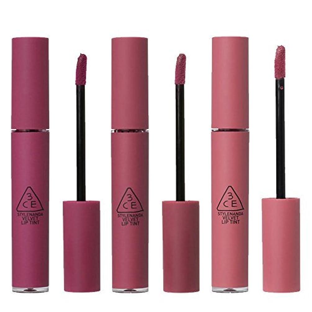 家禽争い彼女[3ce] ベルベットリップティント 新カラー 海外直送品 Velvet Lip Tint (Know better) [並行輸入品]