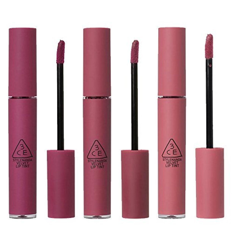 十二ハーネス変わる[3ce] ベルベットリップティント 新カラー 海外直送品 Velvet Lip Tint (Know better) [並行輸入品]