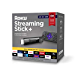 Roku Streaming Stick plus | 4K/HDR/HD Streaming Player with 4X The Wireless Range & Voice Remote with TV Power and Volume (2017) (Renewed)
