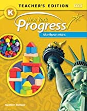 New York Progress Mathematics Teacher's Edition Grade K