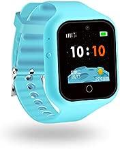 ZGPAX S866 ZGPAX Children Watch SOS LBS GPS Positioning Tracker Camera Waterproof Kid Safe Anti-Lost GPS Watch Kid's Gift for Android iOS(Blue)