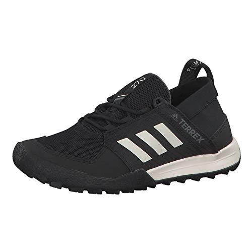 adidas Herren BC0980_44 Trekking Shoes, Schwarz Negbás Blatiz Negbás, EU