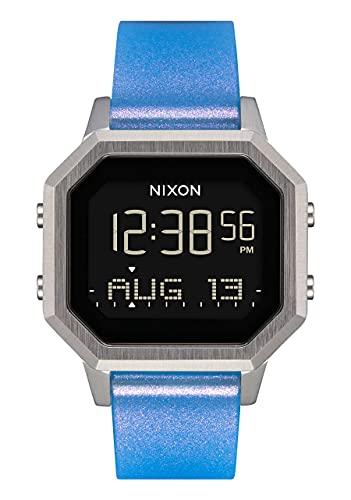 Nixon Reloj Digital para Mujer de con Correa en Silicona A12113461-00