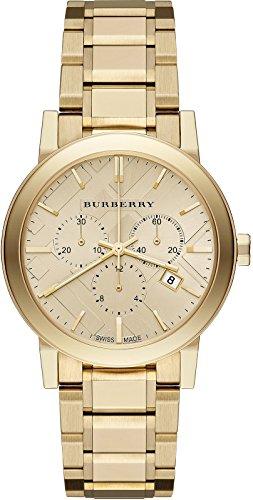 Burberry BU9753 - Orologio da donna con cinturino in acciaio inox, colore:...