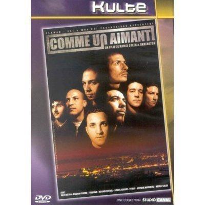 The Magnet ( Comme un aimant ) [ NON-USA FORMAT, PAL, Reg.2 Import - France ] by Kamel Saleh