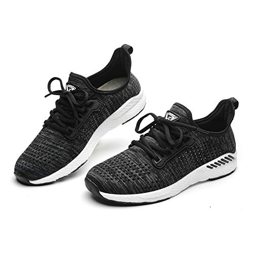 Git-up Running Shoes for Men Women Lightweight Sneakers Breathable Knit Athletic Multi-Function Sports Shoes Fashion 48#,HEI