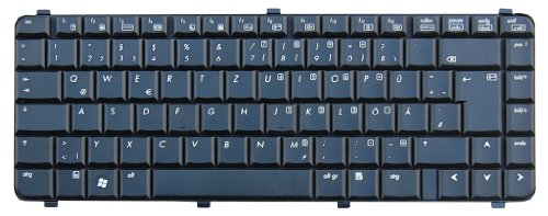 Tastatur HP Compaq 610 Series DE Neu