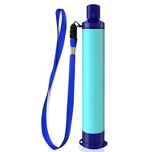 Membrane Solutions Straw Water Filter - Key Features