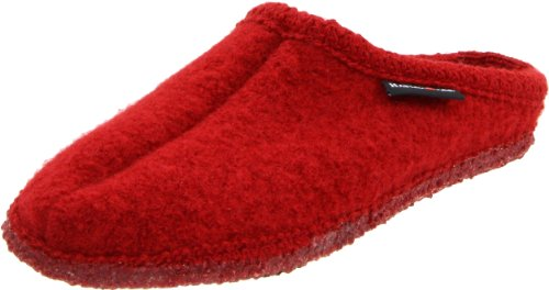 Haflinger Women's AS24 Chianti Slipper,Paprika,39 EU/8 M US