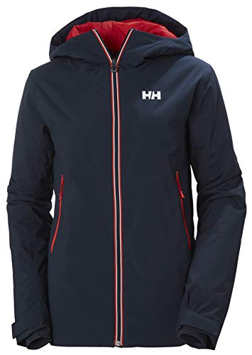 Helly Hansen Damen Jacke Kimberley Jacke, Navy, S, 65679