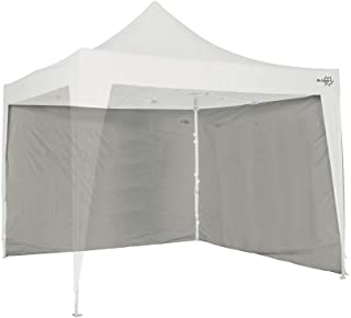comprar comparacion Bo Garden-Carpa 4472114 Pared Lateral, Color Gris