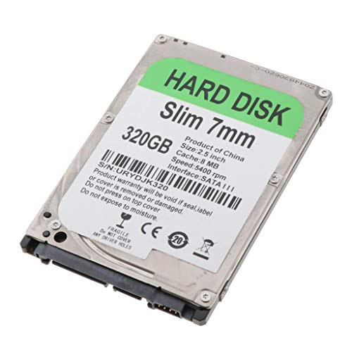 #N/A Laptop Interne 7mm Mobile Festplatte HDD 2,5 Zoll SATA 6Gb / S 5400RPM - 300 G