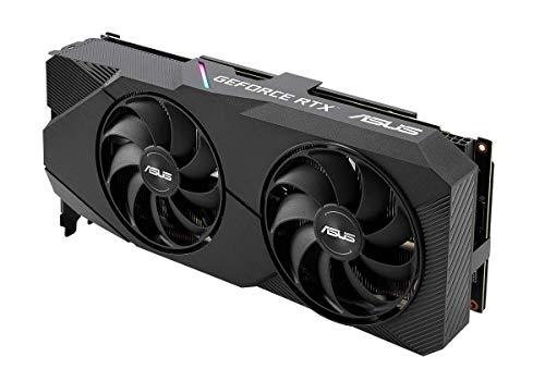 ASUS GeForce RTX 2070 Super Overclocked 8G EVO GDDR6 Dual-Fan Edition VR Ready HDMI...