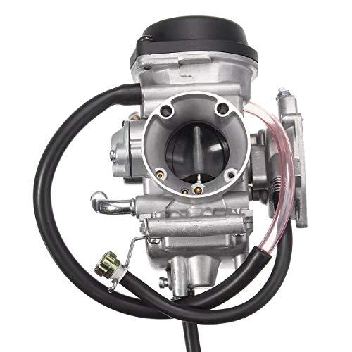 Motorfiets Accessoires voor Suzuki Ltz400 LTZ 400 Quad ATV 2003-2007 carburateur met benzine kraan carburateur motoronderdelen