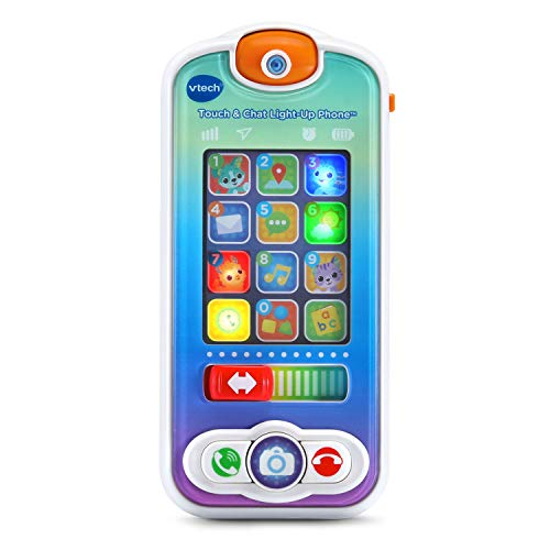 VTech Touch and Chat Light-Up Phone