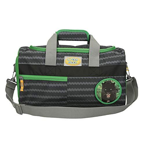 School Mood Sporttasche mit Naßfach 18 Liter LEON Panther)