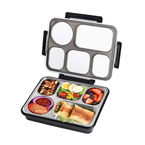 Bento Box 5 Compartments