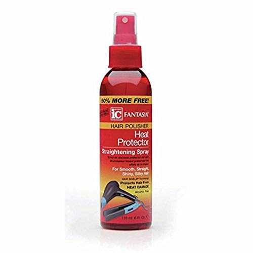 Fantasia IC - Spray para cabello protector contra el calor 178 ml