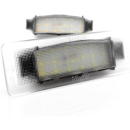 Led Kennzeichenbeleuchtung Mit E Zulassung Auto