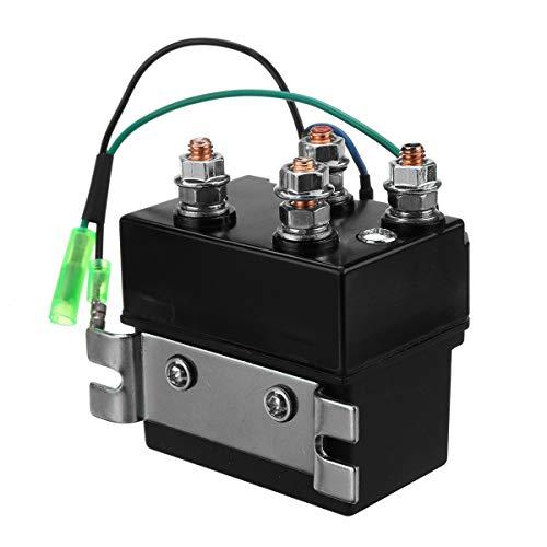 ILS 12 V 250 A 2000 – 5000 lbs Magnetschalter / Relais für Seilwinde SUV ATV UTV