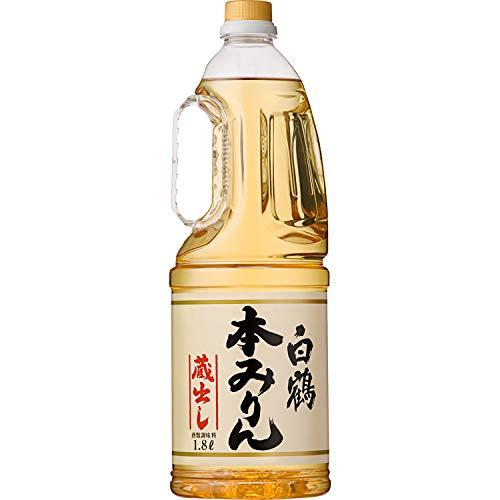 白鶴酒造 白鶴 本みりん 1.8 L