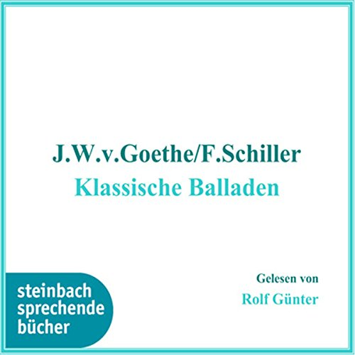 Klassische Balladen audiobook cover art