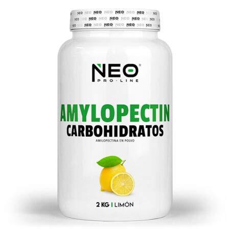AMYLOPECTIN 2 kg LIMÓN - Suplementos Alimentación y Suplementos Deportivos - NEO PRO-LINE