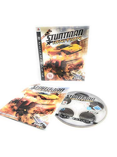 BUNDLE of RARE / COLLECTABLE Playstation 3 Games PS3 -GTA 5 Set 4 Stuntman Ignition