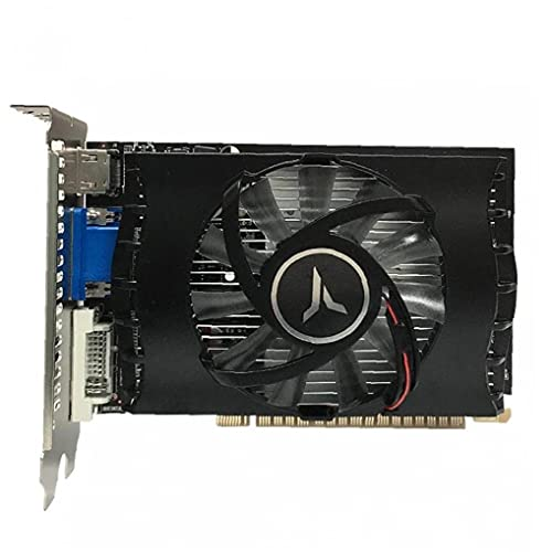 Scheda grafica video, GT730 4G PCI-Express 3.0, Gaming Desktop Computer Graphics Card